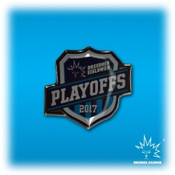 Pin - Playoffs 2017